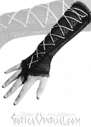 guantes bogota blonda encage goticos accesorios rockeros disfraces envios medellin cali manizales pereira