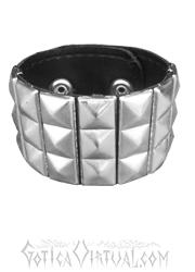 manillas taches brillantes accesorios rockeros metaleros envios medellin cali manizales barranquilla tunja pereira