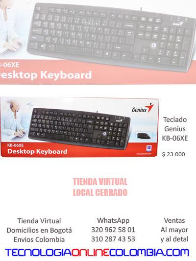 Tiendas online colombia tecnologia